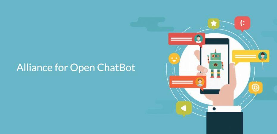 Alliance organization open source chatbot