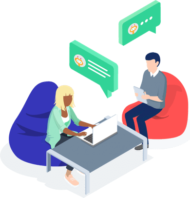 Chatbot asistant virtuel relation client support collaborateurs
