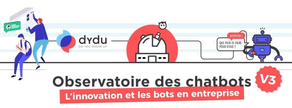 Observatoire des chatbots innovation