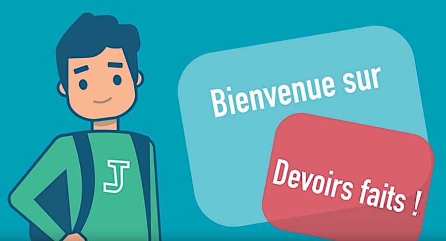CNED chatbot jules assistant virtuel collège