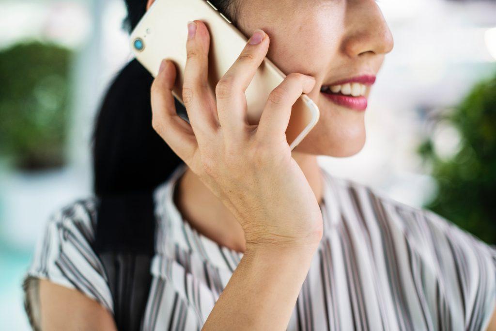 Callbot SVI service client téléphone