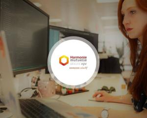 harmonie mutuelle, témoignage client, chatbot